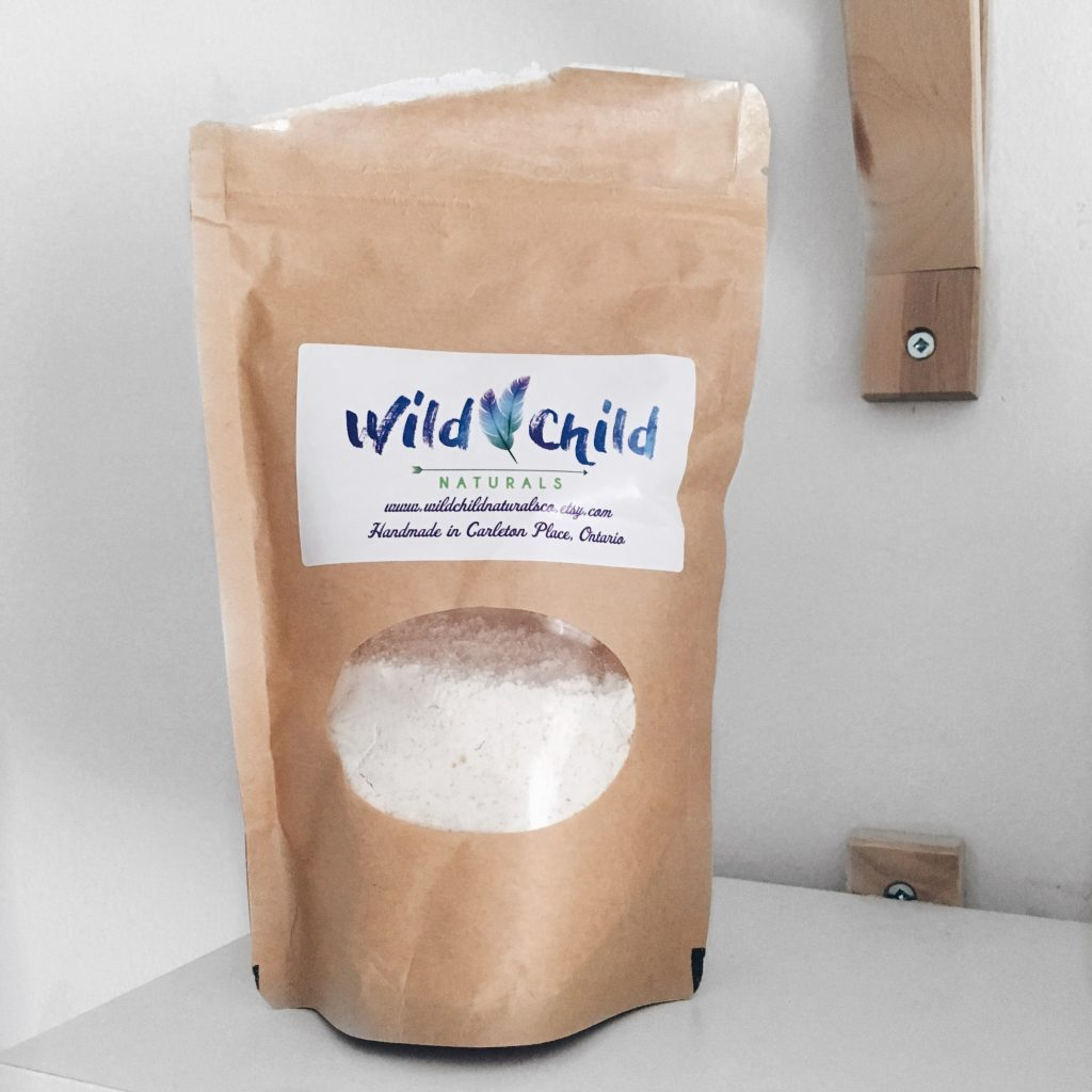 Lait de bain Wild Child Naturals Co.